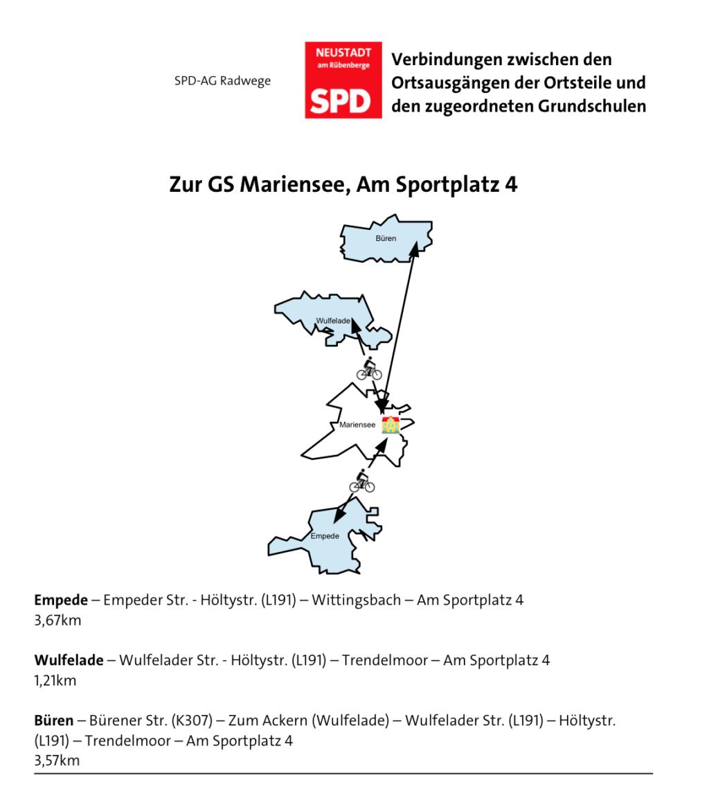 Zur GS Mariensee