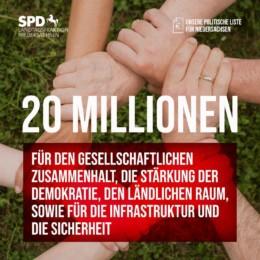 Politische Liste 2021 20 Mil