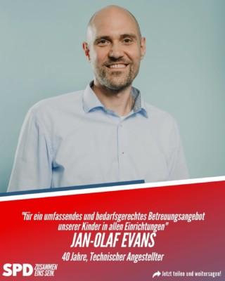 Jan-Olaf Evans