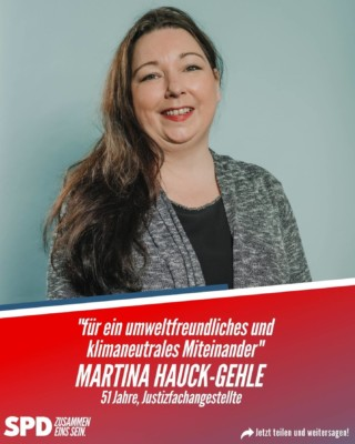 Martina Hauck-Gehle