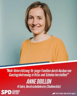 Anne Doillon