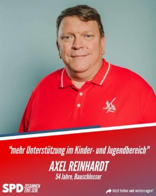 Axel Reinhardt