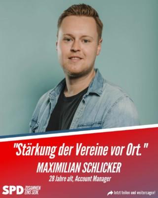 Maximilian Schlicker