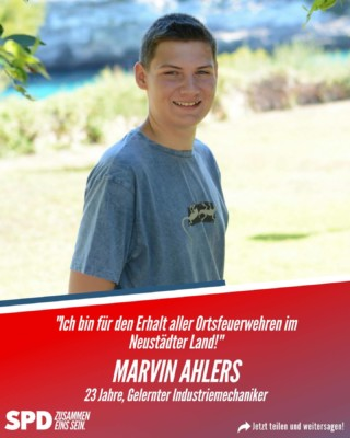 Marvin Ahlers