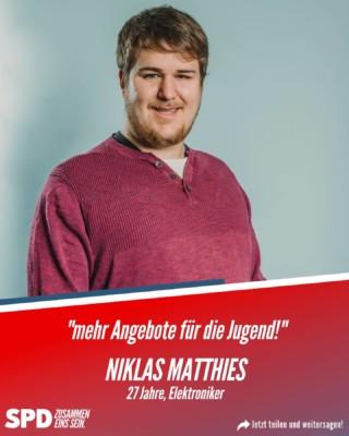 Niklas Matthies