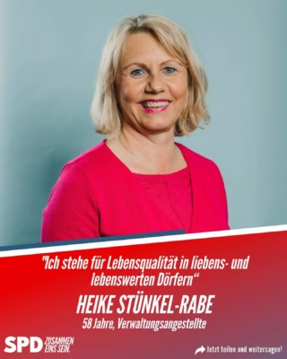 Heike Stuenkel Rabe