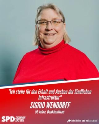 Sigrid Wendorff