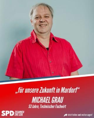 Michael Grau