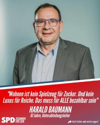 Harald Baumann