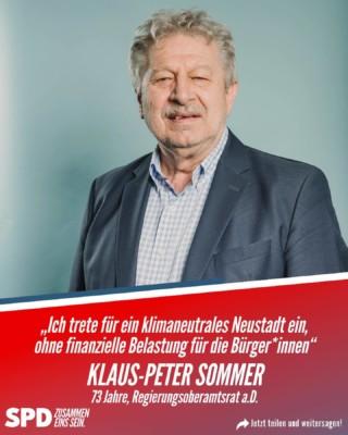 Klaus Peter Sommer