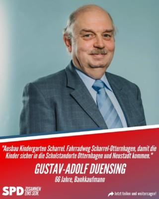 Gustav Adolf Duensing