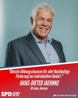 Hans Dieter Jaehnke
