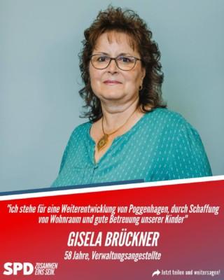 Gisela Brückner