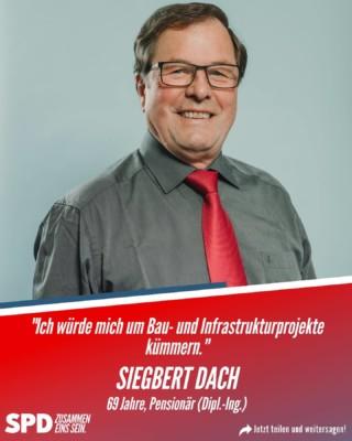 Siegbert Dach
