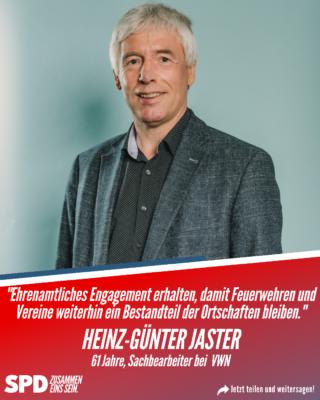 Heinz-Günter Jaster