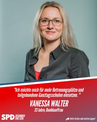 Vanessa Walter