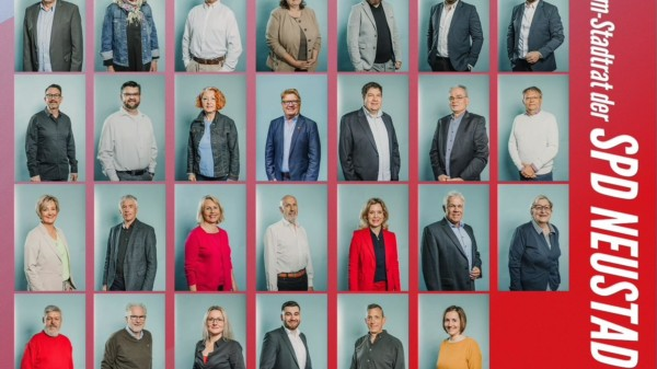 Stadtratskandidaten