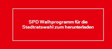 Bild SPD Wahlprogrammzum Download