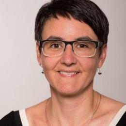 Aysun Tutkunkardes, Verdi-Gewerkschaftssekretärin mit Schwerpunkt Gesundheit und Soziales.
