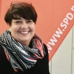 Sabine Langer - Vorsitzende der AsF Neustadt